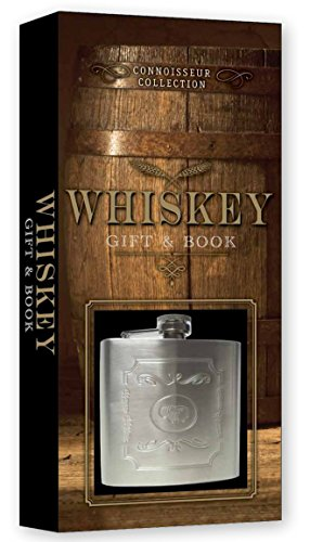 Whiskey Gift & Book (With Flask) by Parragon Books
