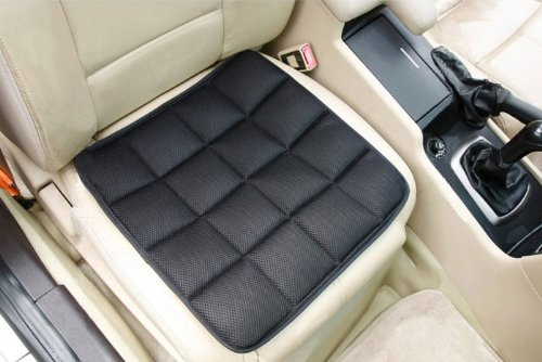 Amazon Enjoydeal 2Pcs Bamboo Charcoal Breathable Car Seat Office Chair Cushion Pad Mat Baby