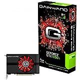 Gainward 426018336-3828 4GB GDDR5 graphics card - graphics cards (NVIDIA, 4096 x 2160 pixels, 1290 MHz, 1392 MHz, 4096 x 2160 pixels, 4 GB)