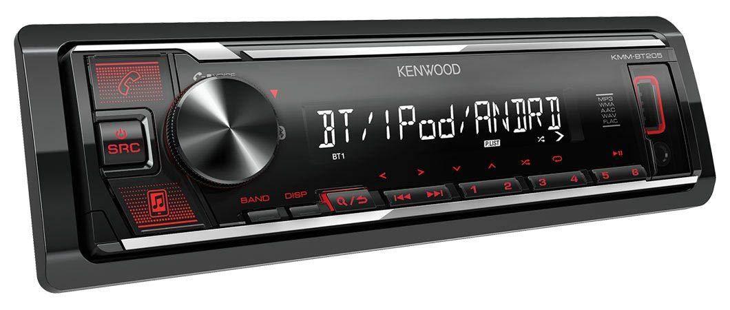 JVC MP3 Bluetooth USB AUX Autoradio für Seat Ibiza 6J ab 08 nitschwarz AN1