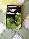 img - for The Observer's Book of Rocks and Minerals book / textbook / text book