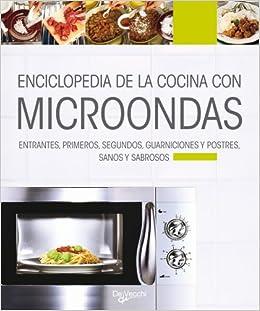Enciclopedia de la cocina con microondas: Laura y Margherita ...