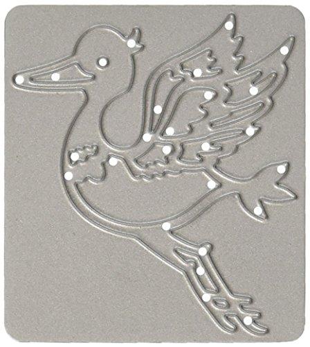 CottageCutz Elites Die, 1.8 by 2-Inch, Fancy Stork