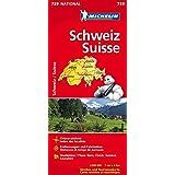 Schweiz (Michelin Nationalkarte)
