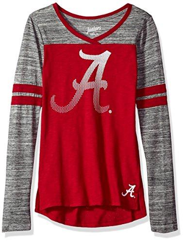 Alabama Football Tee - NCAA by Outerstuff NCAA Alabama Crimson Tide Juniors