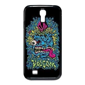 Samsung Galaxy S4 I9500 Phone Case Black Volcom ESTY7910009