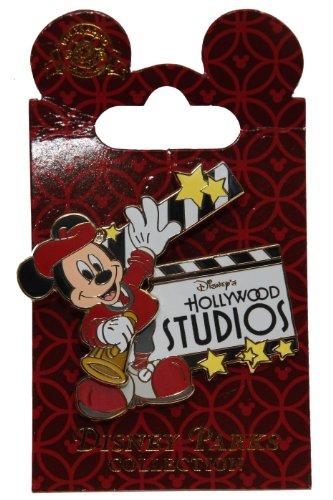 - Disney Pin #60686: WDW - Disney's Hollywood Studios (Director Mickey)