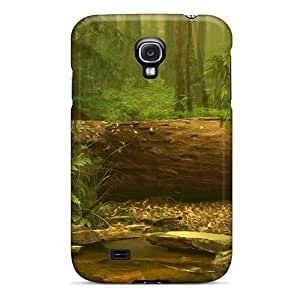 Premium Galaxy S4 Case - Protective Skin - High Quality For Forests S 446