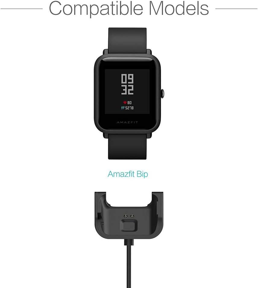 Amazon.com: Cargador Tosita para Amazfit Bip Xiaomi Huami ...