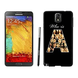 For Samsung Note 3,Pretty Little Liars Black Samsung Note 3 Case Online