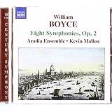 Boyce: Eight Symphonies, Op. 2