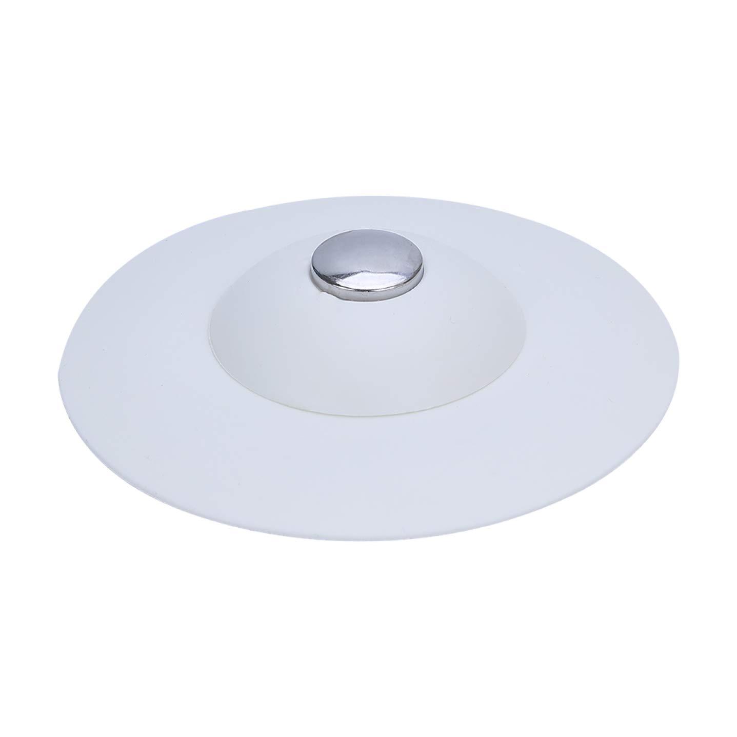 XINGSd Impeccable Tap/ón de Drenaje Multifuncional filtros de Fregadero lavander/ía atrapa el Pelo para Piso Protector de Drenaje de Ducha ba/ño Cocina Tap/ón de Drenaje para ba/ñera