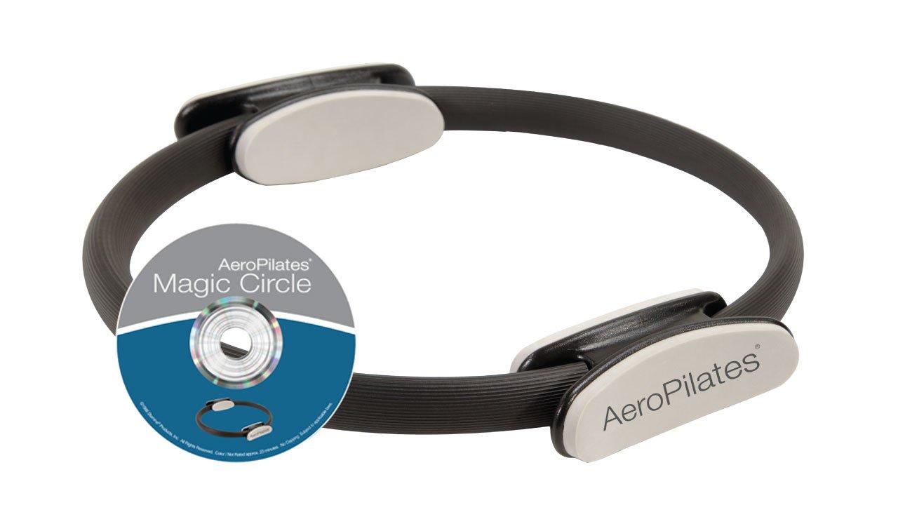 AeroPilates Magic Circle with Workout DVD by Stamina