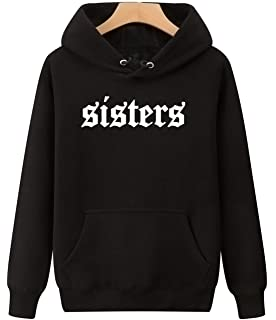 WANGRED Sisters James Hoodie James Sweatshirt Charles Sisters James Apparel