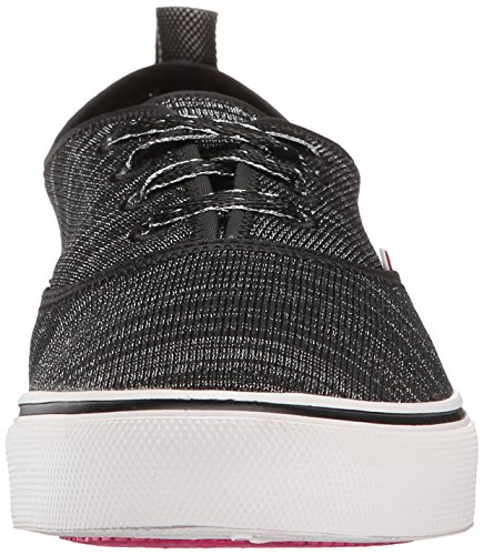 from Women's Skechers Menace Silver Sneaker Lite BOBS Black Party Fashion H747w5