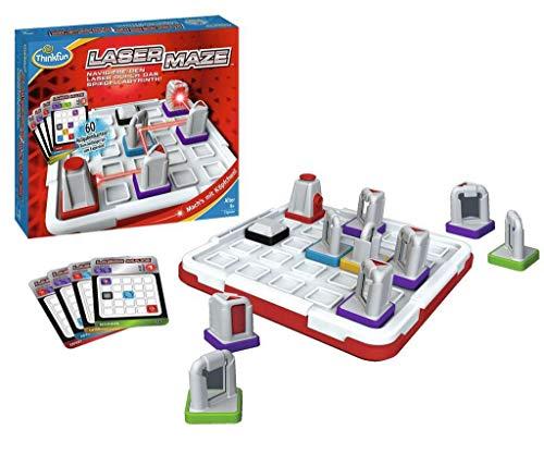 ThinkFun 76356 - Laser Maze™ - Das spannende Logikspiel mit echtem Laser ab 8 Jahren 2