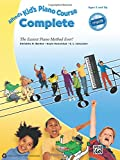 Alfred's Kid's Piano Course Complete: The Easiest Piano Method Ever! (Book & MP3 CD)