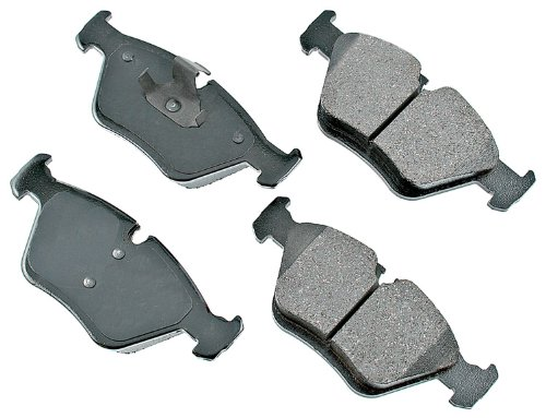 Akebono EUR946 Brake Pad Set