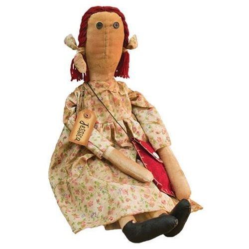 CWI Gifts ジェシカ人形 高さ22インチ マルチカラー   B07B6DJZDC