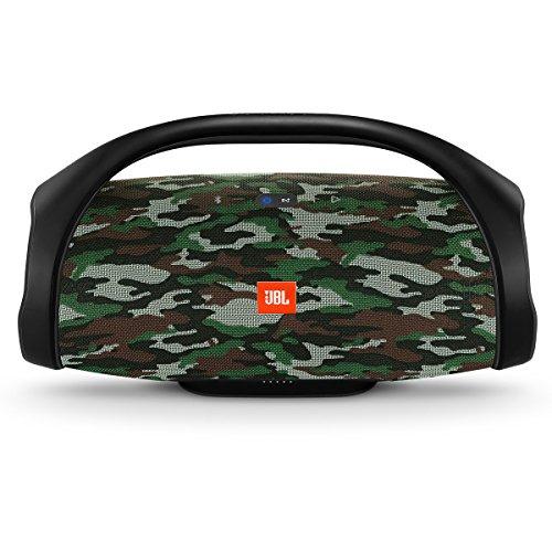 JBL Boombox Portable Wireless Bluetooth Waterproof Speaker - Camouflage