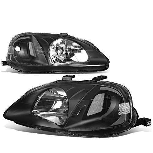 00 civic headlight assembly oem - 4