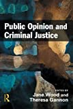 Public Opinion and Criminal Justice, , 1843924005