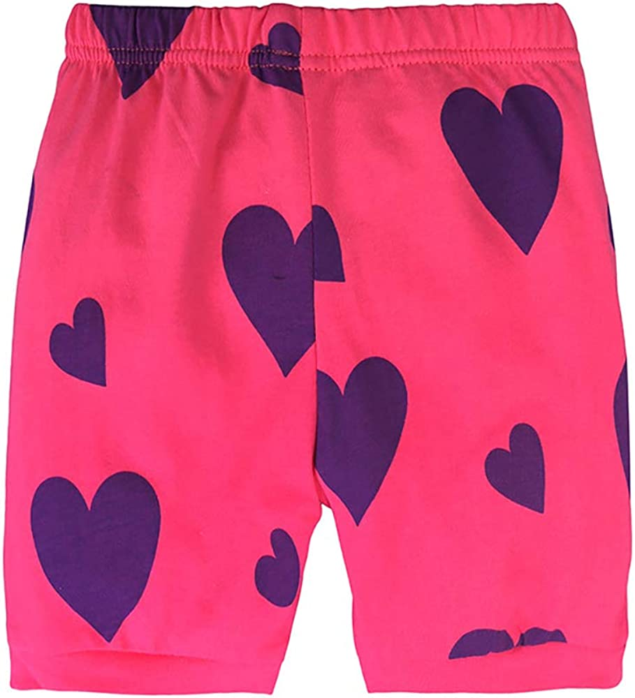 QHKIDS Toddler Baby Boys Girls Pajama Set 100/% Cotton Short Sleeve Pjs 2 Piece Fire Truck Tractors DinosaurSleepwear