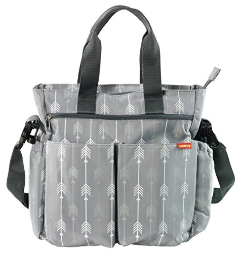 quilted owl diaper bag - 5