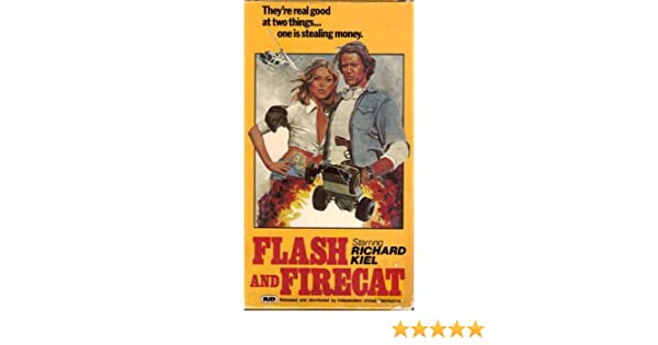 Amazoncom Flash And The Firecat 1976 Roger Davis