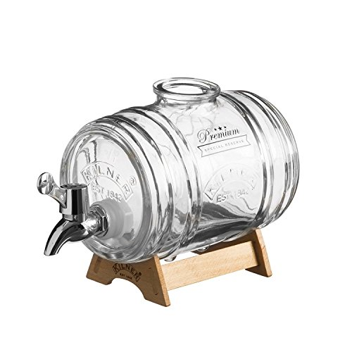 Used, Kilner 0025.793 Glassware Drink Dispenser Barrel, Sturdy for sale  Delivered anywhere in USA