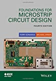 img - for Foundations for Microstrip Circuit Design (Wiley - IEEE) book / textbook / text book