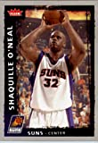 2008-09 Fleer #139 Shaquille O`Neal Suns Mint Condition - Shipped In Protective ScrewDown Display Case!!