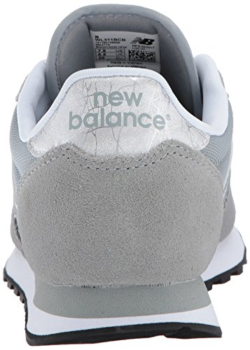 Apollo silver Men's Balance Sneaker Fashion New Lifestyle Mink Ml311 Grey WSUnPnfq