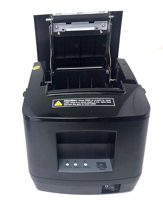 Impresora de Tickets térmica WiFi O2-160W Compatible con Quick ...