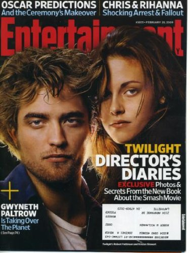 Entertainment Weekly February 20, 2009 Twilight, Gwyneth Paltrow, 24, Carrie Underwood