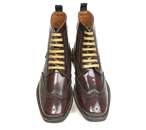 Delicious Junction - Brogue uomo Oxblood