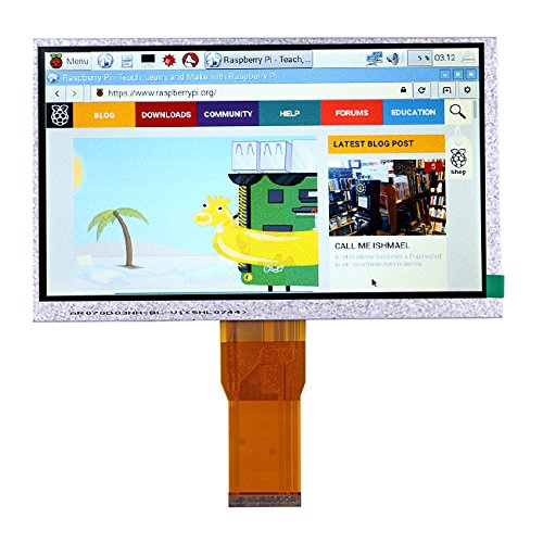 SainSmart Display AT070TN90 Controller Raspberry