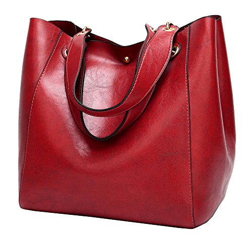 Red Designer Handbags - 4