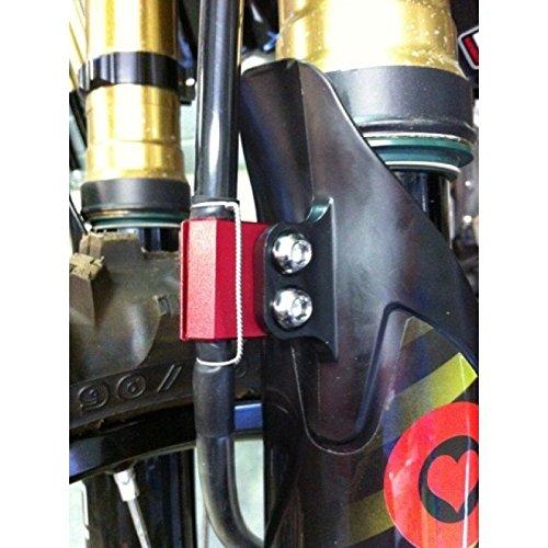 BUD RACING Guide durite frein avant 125 250 450 KX-KXF RM-RMZ 04-17