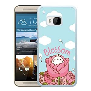 HTC M9 Phone Case Blossom White HTC ONE M9 cell phone case