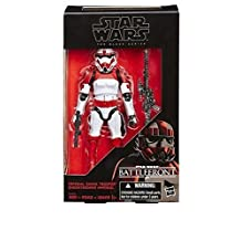 Star Wars Battle Front Hasbro Black Series Wal-Mart limited 6 inches figures Imperial Shock Trooper / STAR WARS BATTLEFRONT 2015 BLACK SERIES IMPERIAL SHOCK TROOPER [parallel import goods] latest game