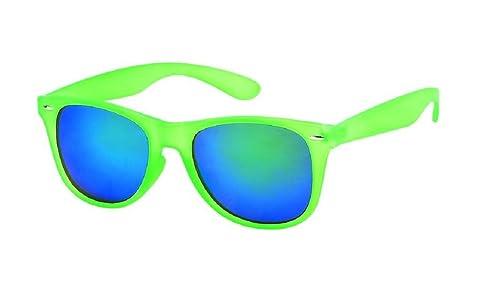 DanCarol DC815 - 1-2-3-4 occhiali da sole per & vuole. verde