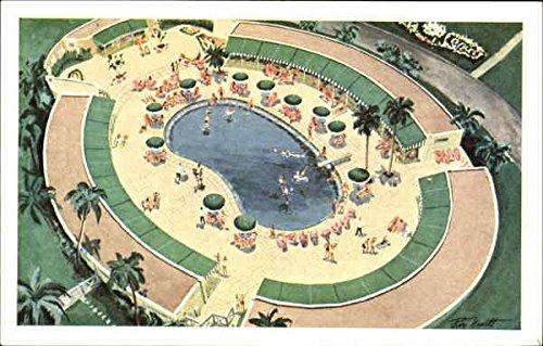 The Cabana Sun Club And Swimming Pool Cuba Original Vintage (Cabana Sun Club)