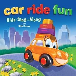 car ride fun kids sing along