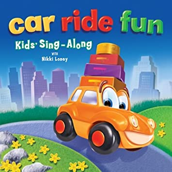 car ride fun kids sing along