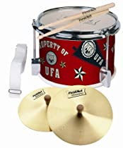 First Act DiscOvery FP6150000  Marching Band Kit w/Cymbals