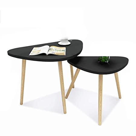 Mesas de café Mesa De Centro Pequeña Mesa De Centro Sala De Estar ...