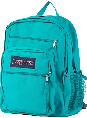 JanSport Big Student Classics Series Backpack - SPANISH TEAL