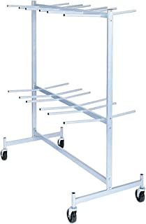 "product image for 84"" x 31.63"" x 63"" Hanging Folded Chair Storage Truck"