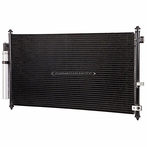 2007 Acura Rdx Cooling Fan Assembly Condenser Side: Acura RDX Condenser, Condenser For Acura RDX
